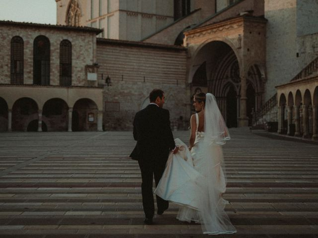 Il matrimonio di Enrico e Maria Elia a Assisi, Perugia 47