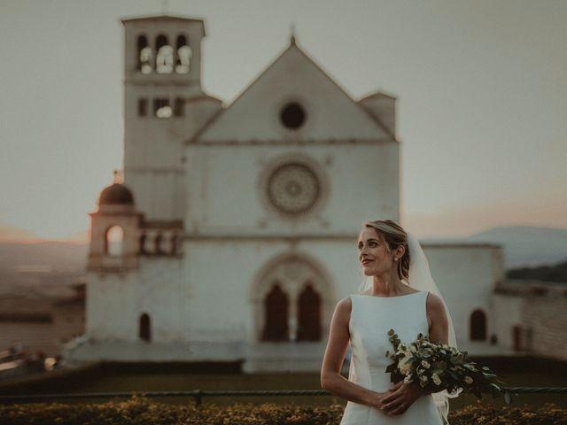 Il matrimonio di Enrico e Maria Elia a Assisi, Perugia 48