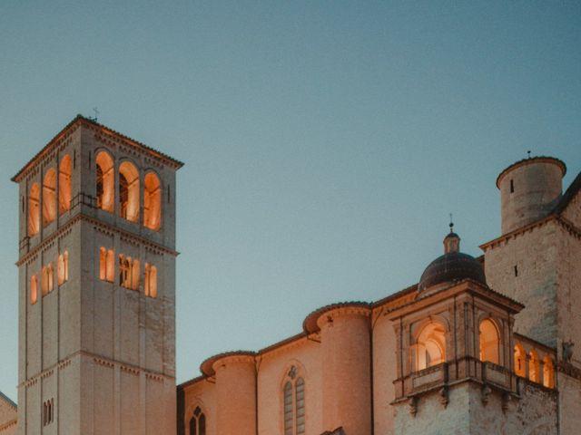 Il matrimonio di Enrico e Maria Elia a Assisi, Perugia 2