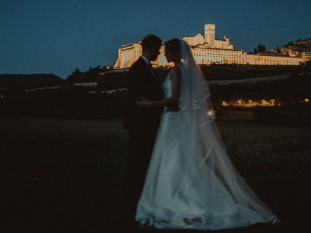 Il matrimonio di Enrico e Maria Elia a Assisi, Perugia 68