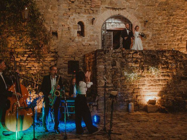 Il matrimonio di Enrico e Maria Elia a Assisi, Perugia 84