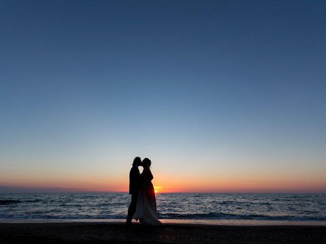 Il matrimonio di Ruggero e Tiziana a Castagneto Carducci, Livorno 1