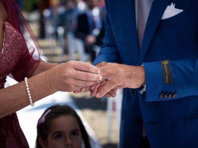Il matrimonio di Ruggero e Tiziana a Castagneto Carducci, Livorno 19