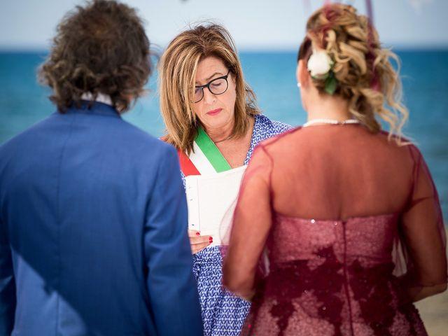 Il matrimonio di Ruggero e Tiziana a Castagneto Carducci, Livorno 20