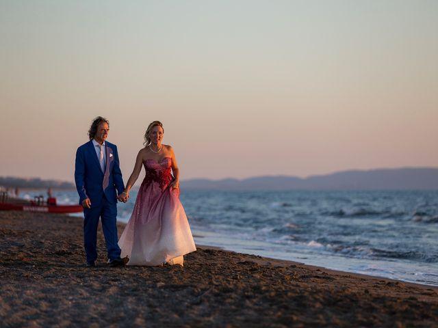 Il matrimonio di Ruggero e Tiziana a Castagneto Carducci, Livorno 21