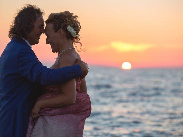 Il matrimonio di Ruggero e Tiziana a Castagneto Carducci, Livorno 22