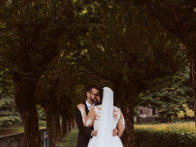 Il matrimonio di Matteo e Elisa a Cosio Valtellino, Sondrio 7