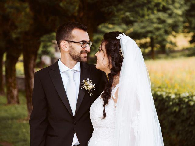 Il matrimonio di Matteo e Elisa a Cosio Valtellino, Sondrio 2