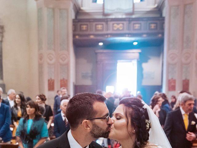 Il matrimonio di Matteo e Elisa a Cosio Valtellino, Sondrio 8