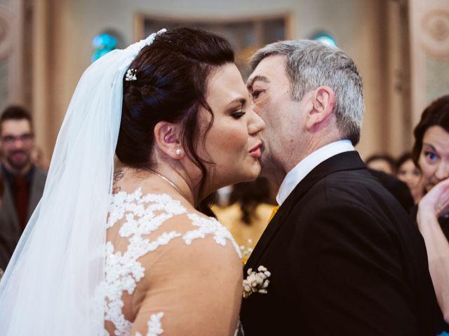 Il matrimonio di Matteo e Elisa a Cosio Valtellino, Sondrio 9