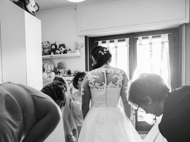Il matrimonio di Matteo e Elisa a Cosio Valtellino, Sondrio 13
