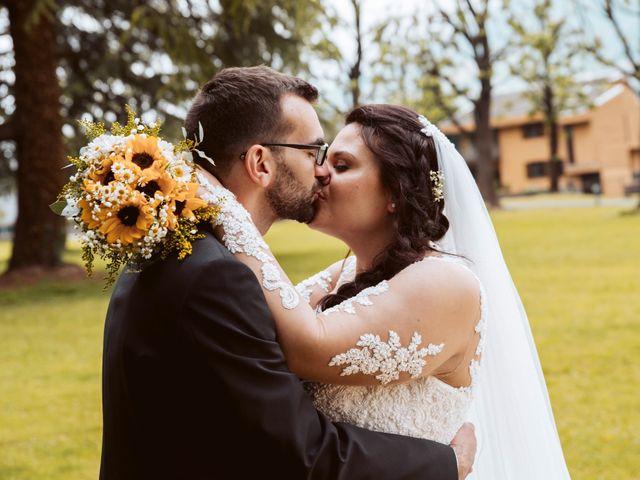Il matrimonio di Matteo e Elisa a Cosio Valtellino, Sondrio 16