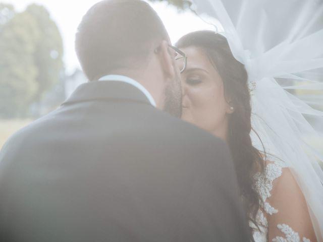 Il matrimonio di Matteo e Elisa a Cosio Valtellino, Sondrio 17
