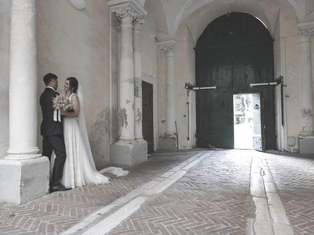 Il matrimonio di Romano e Virginia a Jesi, Ancona 67
