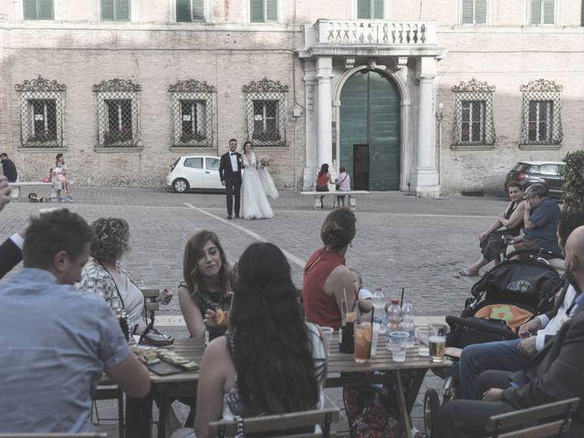 Il matrimonio di Romano e Virginia a Jesi, Ancona 70
