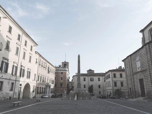 Il matrimonio di Romano e Virginia a Jesi, Ancona 72