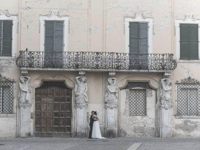 Il matrimonio di Romano e Virginia a Jesi, Ancona 74