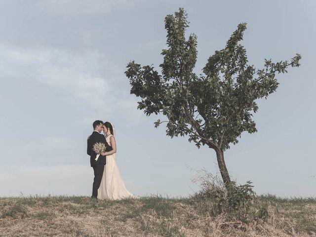 Il matrimonio di Romano e Virginia a Jesi, Ancona 83