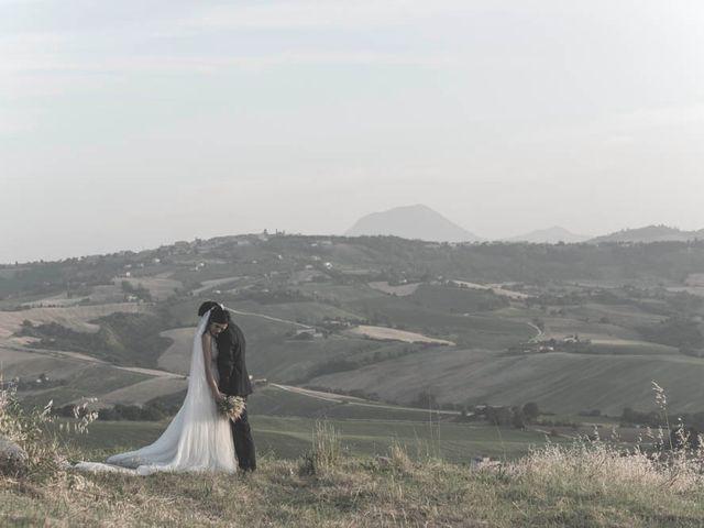 Il matrimonio di Romano e Virginia a Jesi, Ancona 87
