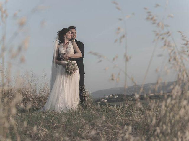 Le nozze di Virginia e Romano