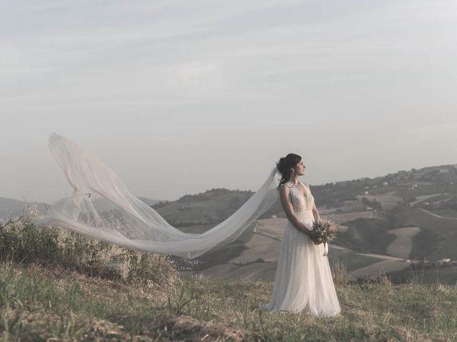 Il matrimonio di Romano e Virginia a Jesi, Ancona 89