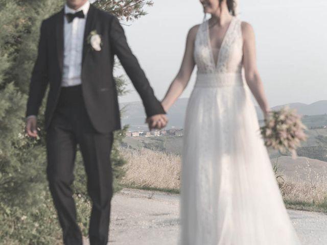 Il matrimonio di Romano e Virginia a Jesi, Ancona 92