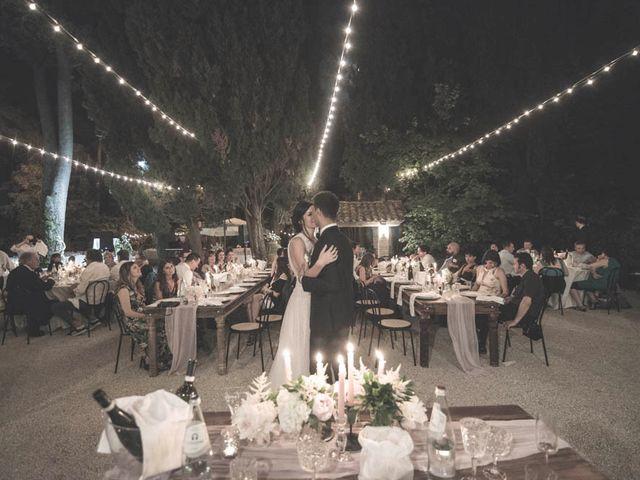 Il matrimonio di Romano e Virginia a Jesi, Ancona 100