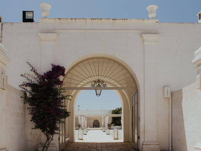 Il matrimonio di Louis e Vanessa a Manduria, Taranto 1