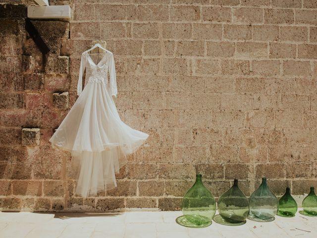 Il matrimonio di Louis e Vanessa a Manduria, Taranto 4