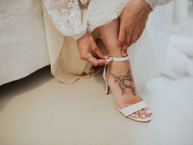 Il matrimonio di Louis e Vanessa a Manduria, Taranto 9