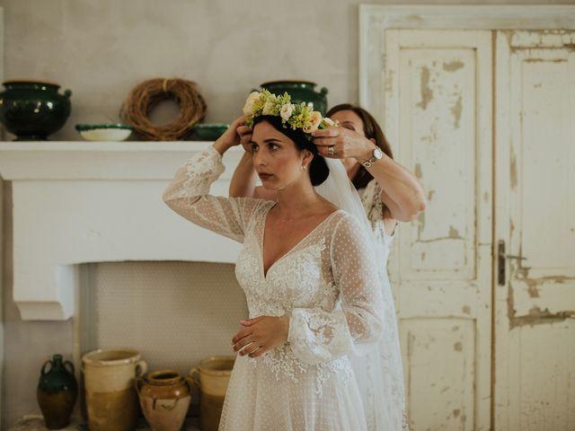 Il matrimonio di Louis e Vanessa a Manduria, Taranto 10