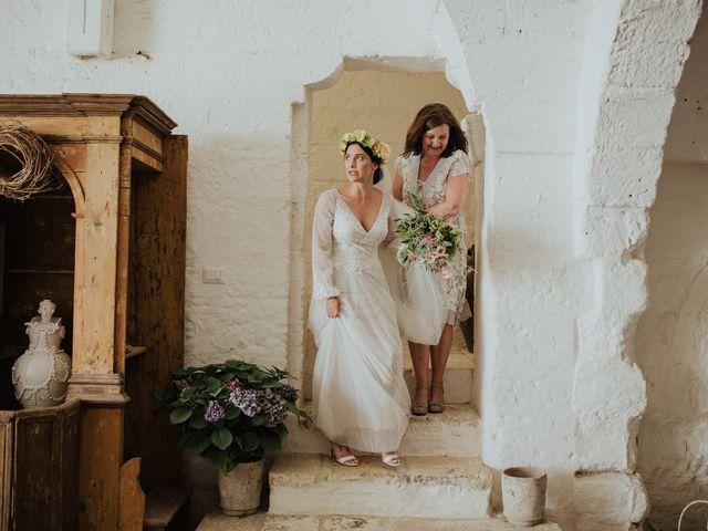 Il matrimonio di Louis e Vanessa a Manduria, Taranto 12