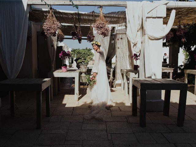 Il matrimonio di Louis e Vanessa a Manduria, Taranto 14