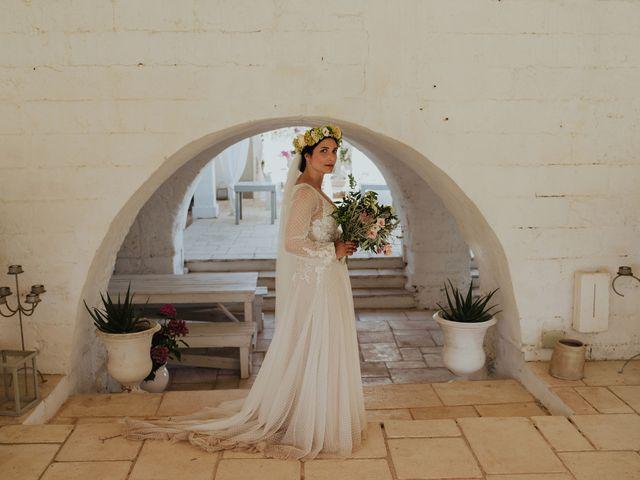 Il matrimonio di Louis e Vanessa a Manduria, Taranto 15