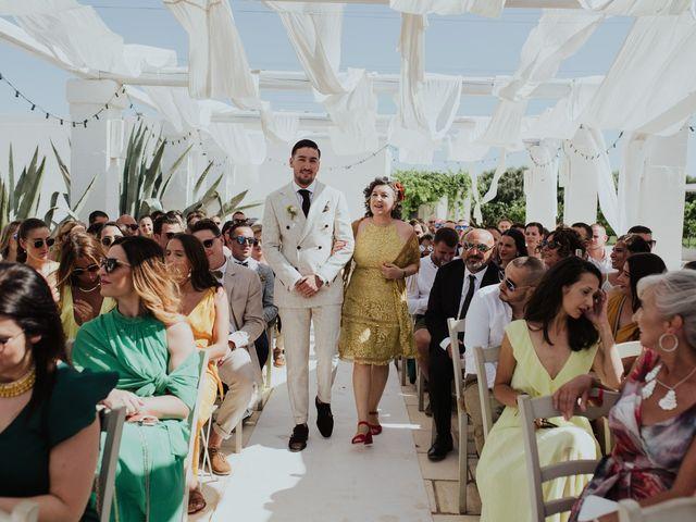 Il matrimonio di Louis e Vanessa a Manduria, Taranto 20
