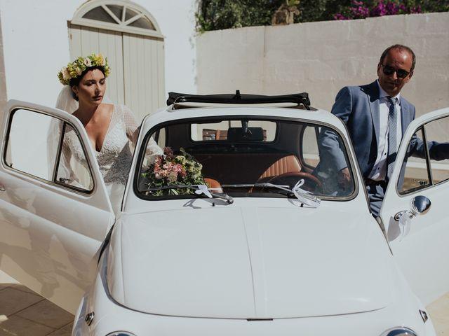 Il matrimonio di Louis e Vanessa a Manduria, Taranto 22