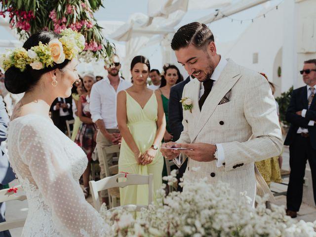 Il matrimonio di Louis e Vanessa a Manduria, Taranto 27