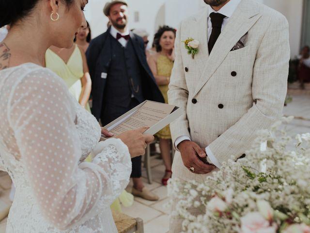 Il matrimonio di Louis e Vanessa a Manduria, Taranto 28