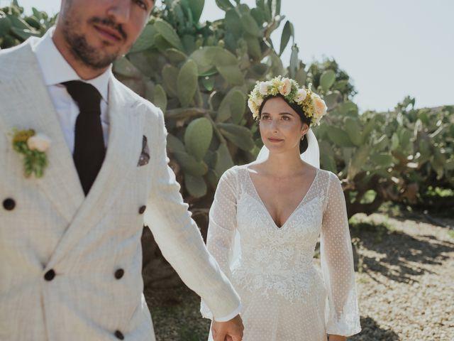 Le nozze di Vanessa e Louis