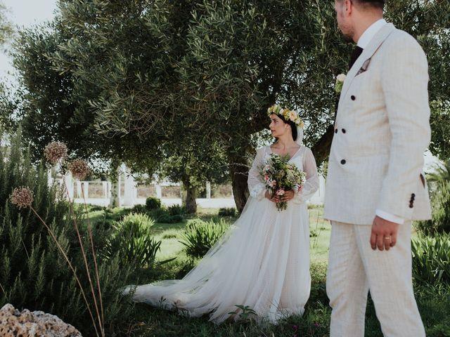 Il matrimonio di Louis e Vanessa a Manduria, Taranto 31