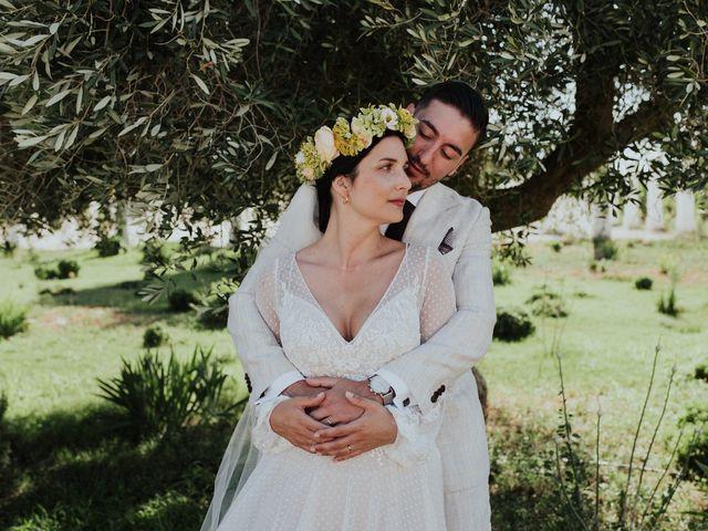 Il matrimonio di Louis e Vanessa a Manduria, Taranto 32