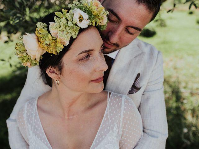 Il matrimonio di Louis e Vanessa a Manduria, Taranto 2