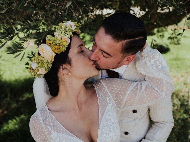 Il matrimonio di Louis e Vanessa a Manduria, Taranto 33