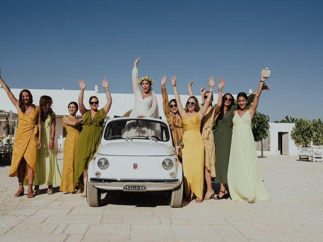 Il matrimonio di Louis e Vanessa a Manduria, Taranto 34