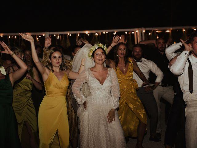 Il matrimonio di Louis e Vanessa a Manduria, Taranto 45