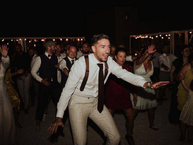 Il matrimonio di Louis e Vanessa a Manduria, Taranto 46