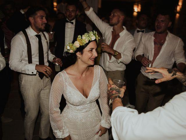 Il matrimonio di Louis e Vanessa a Manduria, Taranto 51