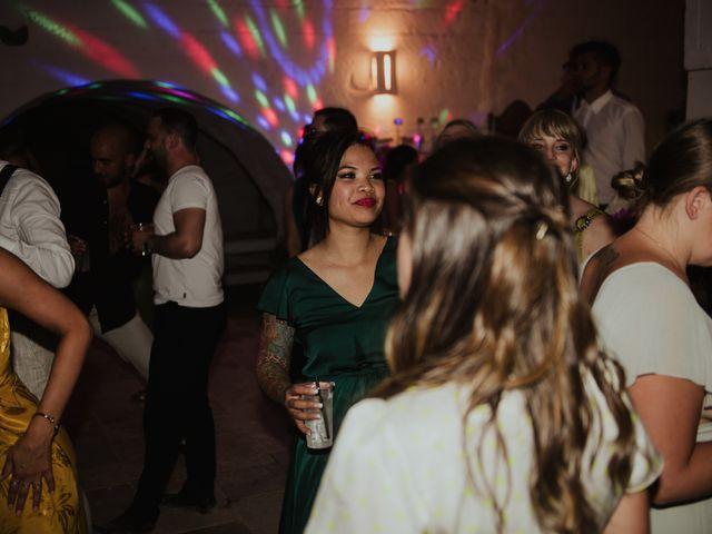 Il matrimonio di Louis e Vanessa a Manduria, Taranto 52