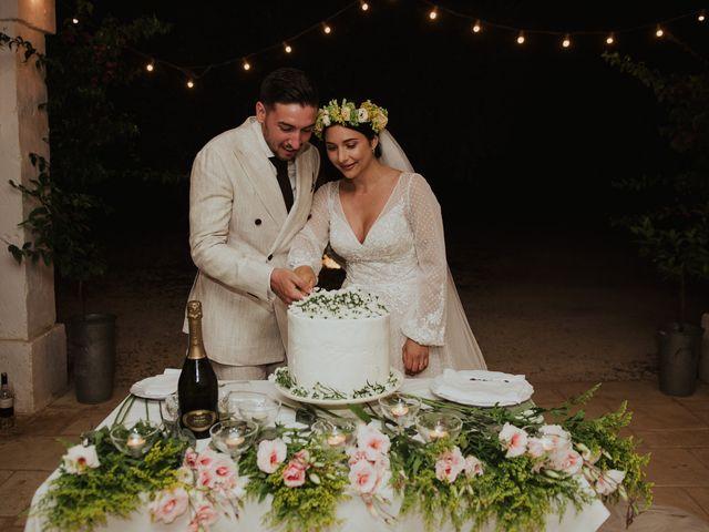 Il matrimonio di Louis e Vanessa a Manduria, Taranto 53