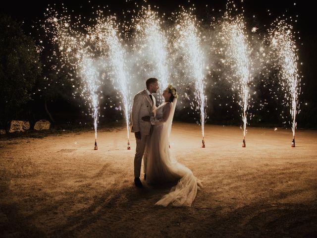 Il matrimonio di Louis e Vanessa a Manduria, Taranto 54
